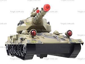 Радиоуправляемый танк «Боевой танк», 9354, купить