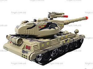 Радиоуправляемый танк «Боевой танк», 9354, цена