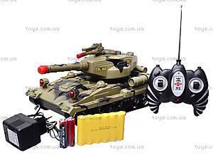 Радиоуправляемый танк «Боевой танк», 9354, игрушки