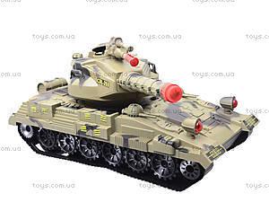 Радиоуправляемый танк «Боевой танк», 9354, детские игрушки