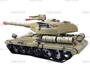 Радиоуправляемый танк «Боевой танк», 9354, магазин игрушек