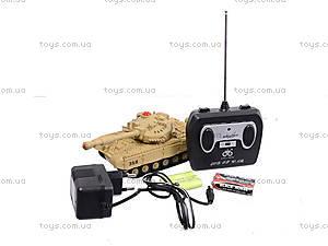 Радиоуправляемый танк PLAY SMART «Боевой танк», 9554A, фото