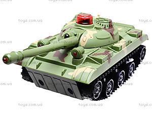 Танк на радиоуправлении «Боевой танк», 9671, фото