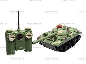 Танк на радиоуправлении «Боевой танк», 9671, детские игрушки