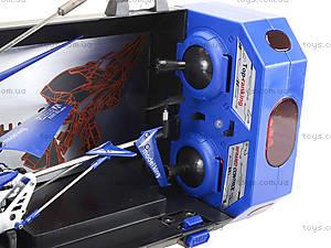 Радилоуправляемый вертолет с гироскопом, 33008, фото