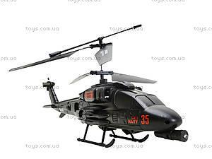 Вертолет на радиоуправлении «Военный», BF-122-2D, детские игрушки