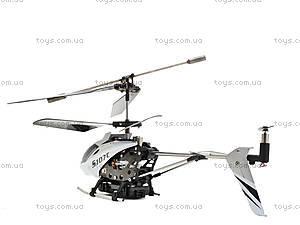 Радиоуправляемый вертолет Syma с камерой, S107C, игрушки
