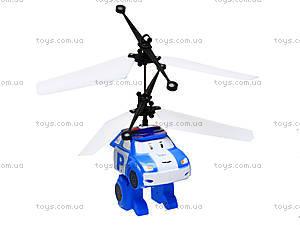 Вертолет на радиоуправлении Robocar Poli, TL8018, фото