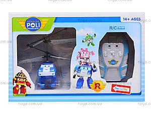 Вертолет на радиоуправлении Robocar Poli, TL8018, отзывы