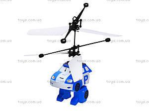 Вертолет на радиоуправлении Robocar Poli, TL8018, игрушки