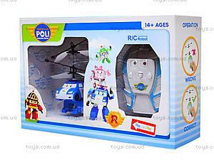 Вертолет на радиоуправлении Robocar Poli, TL8018, toys.com.ua