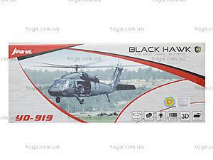 Игровой радиоуправляемый вертолет с гироскопом, YD-919, игрушки