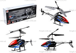 Радиоуправляемый вертолет с гироскопом Explorer, Z010G