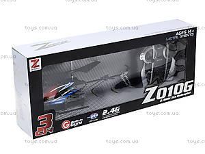 Радиоуправляемый вертолет с гироскопом Explorer, Z010G, магазин игрушек