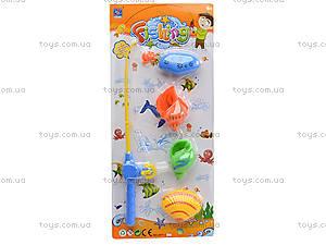 Рыбалка для детей с 4 рыбками, SFY-C18