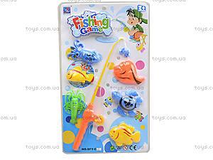 Детская игра «Рыбалка», 6 рыбок, SFY-C65, купить