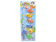 Игрушечная рыбалка для детей с удочкой, SFY-6622, детские игрушки