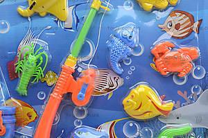 Большая детская рыбалка на 2 удочки, SFY-6505, фото