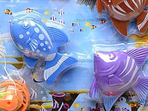 Детская рыбалка для малышей, игра на меткость, 2032-7, фото