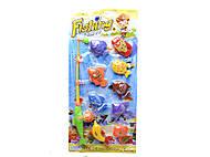 Детская рыбалка для малышей, игра на меткость, 2032-7, игрушка