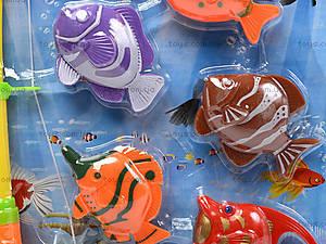 Игрушечная рыбалка на 9 рыбок, 2032-8, купить