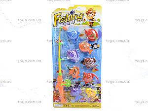 Игрушечная рыбалка на 9 рыбок, 2032-8
