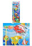 Рыбалка детская «Подводная фантазия», 2035-3, фото