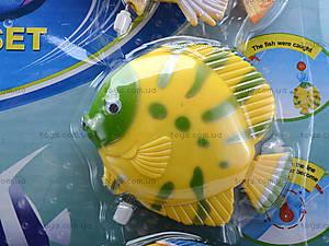Игрушечная рыбалка для детей, 6 рыбок, 2142AB, купить