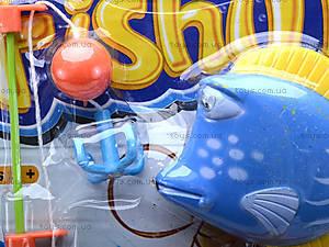 Игрушечная рыбалка для детей, 6 рыбок, 2142AB, фото