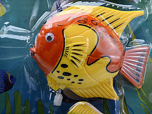 Игрушечная рыбалка для детей, 6 рыбок, 2142AB, цена