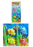 Рыбалка магнитная для детей, 1519A, купить
