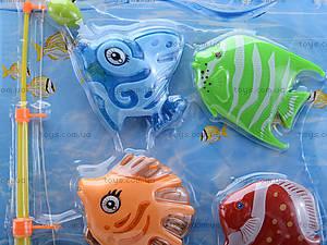 Рыбалка детская, 8 рыбок, 326-A32, купить