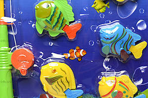 Детский набор для рыбалки, 5527, фото