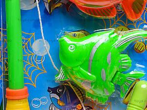 Детская рыбалка «Океанский риф», 555-39AB, игрушки