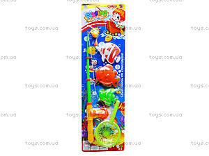 Детская рыбалка «Океанский риф», 555-39AB, детские игрушки