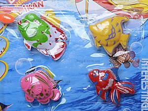 Детская рыбалка с удочкой и сачком, 555-63, купить