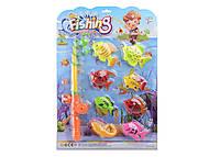 Детская «Рыбалка с рыбками», 6606-03, доставка