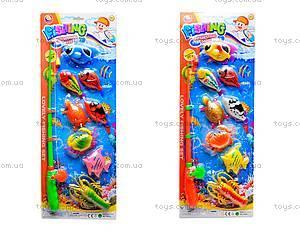 Детская игра «Рыбалка у моря», 895В-21