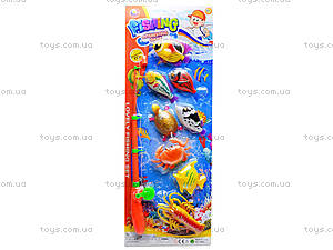 Детская игра «Рыбалка у моря», 895В-21, игрушки