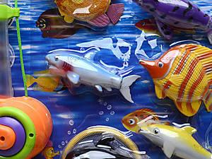 Магнитная рыбалка для детей, 2163B, фото