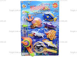Магнитная рыбалка для детей, 2163B