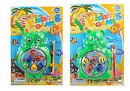 Рыбалка магнитная на батарейках 6 видов, 268D, интернет магазин22 игрушки Украина