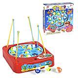 Рыбалка детская с 4 удочками, FJ5002-1A, магазин игрушек