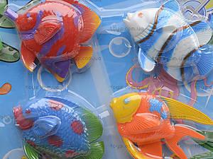 Игрушечная рыбалка для детей, 8 рыбок, E3-2, купить