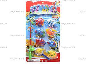Игрушечная рыбалка для детей, 8 рыбок, E3-2