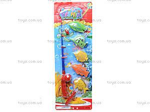Рыбалка с сачком для малышей, E5-4