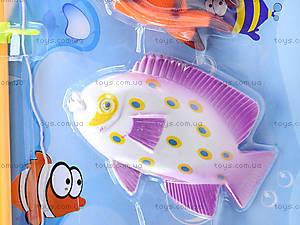 Детская игра «Рыбалка», 4 рыбки, FJ1004-3, купить