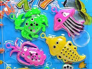 Рыбалка игрушечная и десять рыбок, 777-10, фото