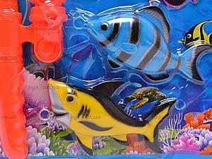 Рыбалка игрушечная и десять рыбок, 777-10, отзывы