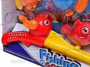 Рыбалка магнитная с удочкой, BW30024-1, купить